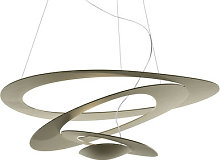 Pirce Pendant by Artemide Gold