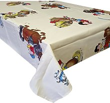 Pitman Tablecloth Mercury Row