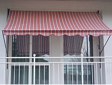 Pizarro Awning Sol 72 Outdoor Fabric colour: