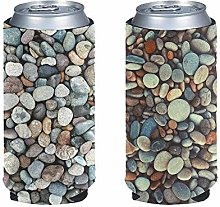 Pizding 12OZ Can Sleeves Insulators Water