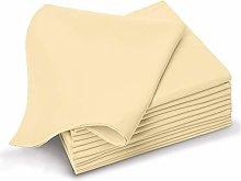 Pizuna Soft Absorbent Small Cotton Cloth Napkins