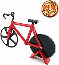 Pizza Cutter, Bicycle Pizza Cutter, Stainless