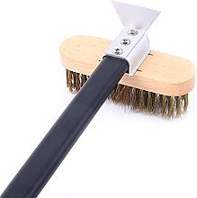 Pizza oven brush, pizza oven cleaning brass brush,