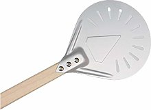 Pizza Paddle Stainless Steel Round Pizza Shovel