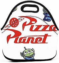 Pizza Planet Toy Story Insulated Lunch Bag Tote