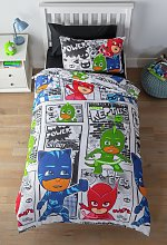 PJ Masks Bedding Set - Single