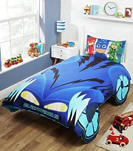 PJ Masks Catboy Car Duvet Set - Single