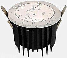 PJDOOJAE LED Downlight Black IP65 Waterproof