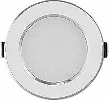 PJDOOJAE LED Downlight Ultra-thin Baking White 4