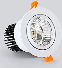 PJDOOJAE LED Recessed Ceiling Light,Downlight 7W