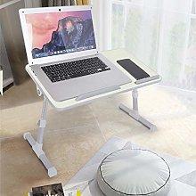 PJLTOP Lap Desk,Portable Foldable Laptop Tray