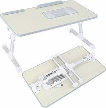 PJLTOP Laptop Desk, Laptop Bed Table,Foldable