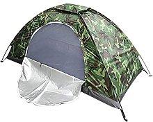 PJPPJH 1-2 Man Camouflage Tent Waterproof