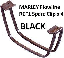 PK of 4 X RCF1B Marley Flowline Spare Clip RCF1