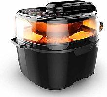 Pkfinrd Electric Hot Air Fryer Extra Large