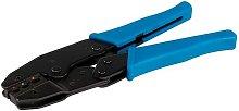 (PL55) Ratchet Crimping Tool 220mm - Silverline