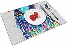 Place Mats Handmade Placemats Owl,Bird Table Mat