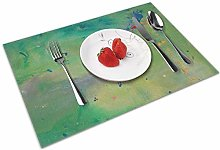 Place Mats Placemats Chinese Style Patterns Table