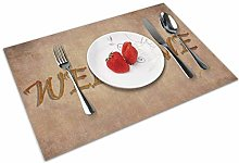 Place Mats Placemats Welcome Wallpaper Table Mat