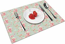 Place Mats Table Mat Shabby Chic Retro Spring