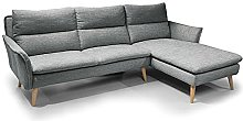 place to be. M18711 3-Seater Corner Sofa Small
