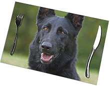 Placemat German Berger Dog Placemats Table Mats