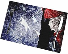 Placemat Independence Day Placemats Table Mats