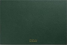 Placemat Leather, Waterproof, Oilproof, Table Mat,