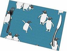 Placemat Penguin Atlantic Placemats Table Mats