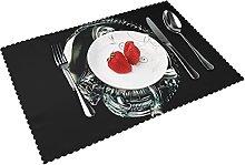Placemats Alie-n Table Mat Washable Reusable
