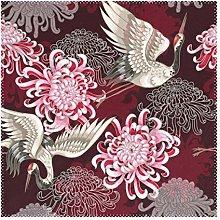Placemats Japanese Style Seamless Pattern Bird