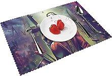 Placemats Joke-r Table Mat Washable Reusable