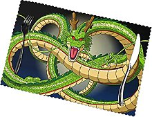 Placemats Set of 6 PVC Dragon Dining Table