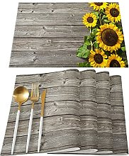 Placemats Table Mats For Dining Table Kitchen,