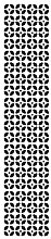 PLAGE 197065 Stairs Stickers - Montefano, Black