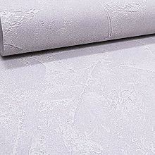 Plain Grey Concrete Plastered Effect Textured
