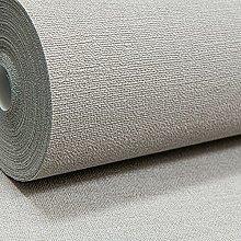 Plain Light Beige Brown Natural Linen Cloth Effect