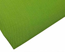 Plain Lime Green Polycotton Fabric - 45 inch / 112