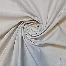 Plain Polycotton Fabric Sheeting Lining Dress