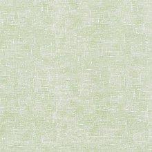 Plain Sage Green Linen Effect Oilcloth Wipe Clean