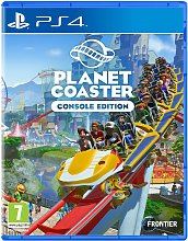 Planet Coaster PS4 Game