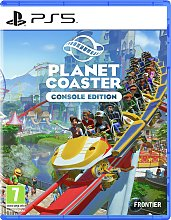 Planet Coaster PS5 Game Pre-Order