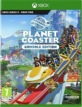 Planet Coaster Xbox One Game Pre-Order