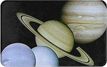Planet Jupiter Welcome Door Mat Indoor Outdoor