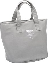 Planet Large Grey Tote Lunch Bag