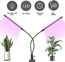Plant Growth Lamp, Auto ON / OFF Timing