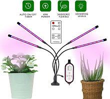 Plant Lamp, 80 LEDs 360 ° Growth Lamp