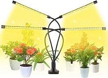 Plant Lighting, LED plant growth light, 4-headed