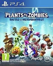 Plants Vs Zombies: Battle for Neighbourville PS4