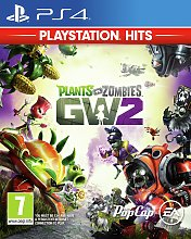 Plants vs Zombies Garden Warfare 2 PS4 Hits Game